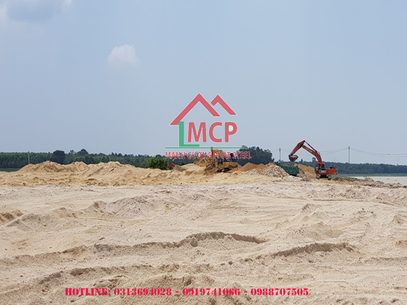 The latest quotation of construction concrete sand in May 2020