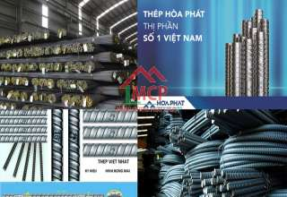 Quotation of the newest construction steel Hoa Phat in May 2020